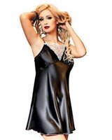 babydoll camisole - Plus size Sexy Camisole Chemise Dress Women Lace Sleepwear Female Transparent Babydoll Lingerie Night Gown Temptation Underwear