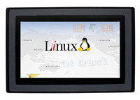 Wholesale 7 inch Industrial Embedded Touch PC linux3 OS for industrial monitor all in one PC for QT4
