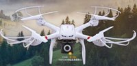 Wholesale Six axis aircraft X101 quadcoptor aircraft aerial G HD Megapixel camera remote control aircraft model aircraft