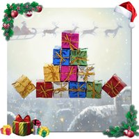 Wholesale Christmas Tree Decor Sales Foam Gifts Package cm