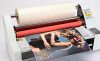 cold laminator - 110V V quot V350 Laminating Machine Four Rollers Cold Hot Laminator V350 Laminating Machine Hot Roll Laminating Machine