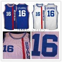 basketball sacramento - high quality Peja Stojakovic jersey Sacramento Basketball Jerseys Blue White Top Quality Double Stitched Basketball Jerseys