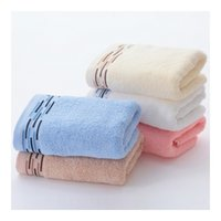 Wholesale Cotton Antibacterial Towel Water Absorption Facial Towel Washcloth Loop Towel Multicolor Porcelain Pattern Best Selling Good Quality B