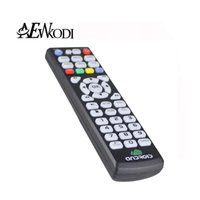 MX GBOX MX2 IPTV-2001 2 Wholesale-Anewkodi MX MX2 G BOX remote control for MX G-BOX XBMC high quality replacement remote controller for Android TV Box