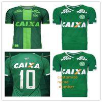 american rugby shirts - 2016 Chapecoense Brazil Club shirt Chapecoense jersey South American Cup CAMISETAS FUTBOL