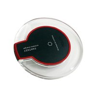 Wholesale S5Q High Quality Creative Qi Mobile Phone Wireless Charger And Receiver For iphone AAAGMP