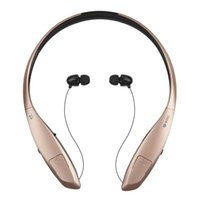 Wholesale 1PCS HB C Wireless Stereo Bluetooth Earphone HB C Headphones CSR Chip Bluetooth HB900C Headset With Retractable Earbuds