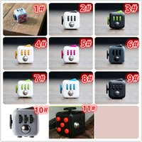 best toy sales - Fidget Cube Toys for Girl Boys Christmas Gift The First Batch of The Sale Best Christmas Gift DHL free