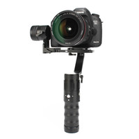 Wholesale Latest Beholder EC1 bit axis Handheld degrees Camera Gimbal for A7S Canon D D D Mirrorless DSLR Cameras VS DS1