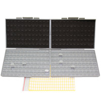 Wholesale AideTek Empty BOX ALL Enclosures Boxes SMD SMT Resistor Capacitor Organizer