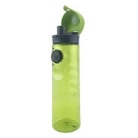 Wholesale Compass outdoor sport PCTG plastic water bottle with compass function hot selling online free ship by DHL