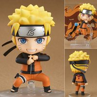 advanced collections - GSC Naruto Naruto Uzumaki clay manual model advanced limited edition book collection genuine gift color animation