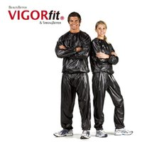 Wholesale Sportswear Sauna Suit Adult using Outdoors Running and Training Sets Good permeability to Lose Weight Sportswear Plus Size XL
