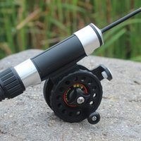 Wholesale High Quality Private LCE fishing Reels Mini Fishing Carp Fishing Reel Spool Fishing Tackle Gear FHG_104