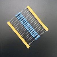 Venta al por mayor 20pcs 2W Metal Resistor 2.7k ohm 2.7KR +/- 1% RoHS sin plomo En stock DIY KIT PARTS resistor pack de resistencia