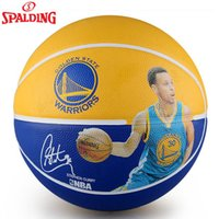 Wholesale Cheap Basket Ball advanced Spalding ball indoor and outdoor stephen curry kobe james harden lebron basketball wear absorbent PU basketball