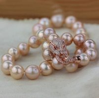 beautiful australia - Jewelry beautiful new stunning natural Genuine gorgeous mm round Australia south sea gold pearl necklace inch clasp