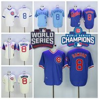 Wholesale Throwback Andre Dawson Jersey Chicago Cubs Andre Dawson Baseball Jerseys Cooperstown Pinstripe White Baby Blue Pullover Grey Beige