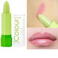 Wholesale Professional Lipstick Magic Colour Temperature Change Color Lip Balm Moisture Anti aging Protection Lip Balm Makeup