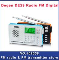 bands lyrics - Degen DE29 FM MW SW Full Band short wave dab digital radio kits with MP3 lyric display DSP RECEIVER worldwide voice receiver