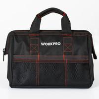 Wholesale WORKPRO quot High Quality Tool Bag Zip Top Bag Multifunction Handbag Men Oxford Travel Bag