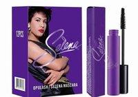 Wholesale High Quality m a c Makeup Eye Selena Mascara Opulash Black waterproof Mascara Brand Cosmetic