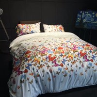 Wholesale Modern Style cotton Multi color Bedding sets Integration of design into life Both aesthetic and soothing sensation