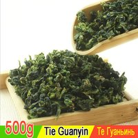 Wholesale 500 g extra chinese tea Tieguanyin tea oolong the guan yin tea health tea vacuum package recommend