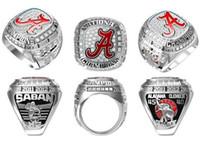 2015 Alabama Crimson Tide campeonato del mundo suena 11