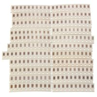 Wholesale New Arrival SMD ohm Mohm Value Resistor pf uf Value Capacitor Kit Set