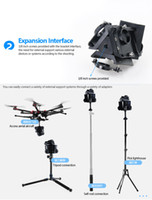 advanced framing - 2017 Hot Advanced Design Panoramic Bracket Supports Aluminium Go pros Panorama Frame for Action Camera Accessories