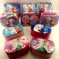 Wholesale Frozen Kids Bags Children Fashion Girl Bags Handbags Korean Styled PU Backpack New Arrival