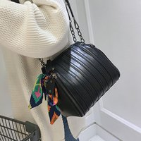 beauty ladies pack - New vintage shell shoulder bag metal chain women messenger bags beauty female shoulders pack insulation crossbody bag lady bolso