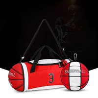 Wholesale Duffel Bag Travel Bag Sports Gym Bag Duffel Carrier for Football or Basketball Fans Chicago Player Contain many Daily Necessities
