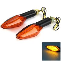 acura used - Motorbike Lamp Blinker Motorcycle Turn Signal Indicator Light Bulb Yellow Light Easy to Use Low Power Consumption for Motors
