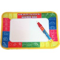 alphabet learning mats - baby toys Drawing Water Pen Painting Magic Doodle Mat Board Kids Boys Girl learning toy Toys for children christmas gifts