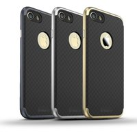 Wholesale IPAKY Hornet Mobile Case for iPhone TPU Soft SGP Case with PC Frame for iPhone