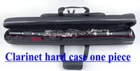 Wholesale Clarinet hard case one piece Case China Factory woodwind Custom Shop Musical Instruments