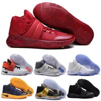 Wholesale Cheap Kyrie Basketball Shoes Men New Fashion New Kyrie Irving II Signature Zapatillas Sneakers Boot Shoes