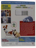 Wholesale The Secret Life of Pets Blu ray Cartoons BD DVD Disc Set Us Version