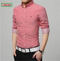 Cheap Casual Button Down Shirts Men   Free Shipping Casual Button ...