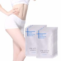 Wholesale 200PCS PILATEN Hair Removal Cream Gently Remove Armpit Hair Legs Privates Whole Body Unisex BY DHL
