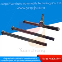 automotive parts china - Fasteners Manufacturers U Bolts For Leaf Springs China Volvo Semi Trailer Truck Parts U bolt Automotive Screws