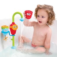 Wholesale Baby Children Non Toxic Bath Toys Spray Bathingroom Shower Accessories