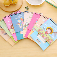 Wholesale 8Pcs Brand New Cute Cartoon Paper Calendar Desk Accessory Multicolor Multistyle to Choose