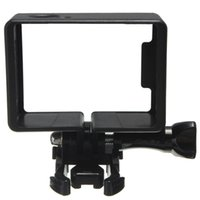 assorted framing - Protective Frame Mount Housing w Assorted Hardware For SJ4000 SJ6000 Sport Camera Wifi With The Base And Screw black