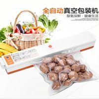 Wholesale Automatic V Electric Vacuum Food Sealer Machine Food Sealing Machine Vacuum Packaging Machine
