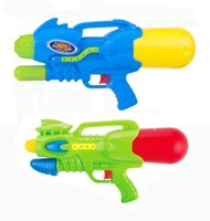 Wholesale Outdoor Toys Shooting Water Gun Powerful Beach Plastic Toy Guns For Kids pc cm Summer Water Squirt Toy