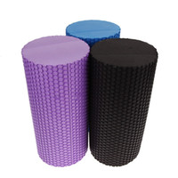 Wholesale Yoga Blocks Gym Exercise Fitness Floating Point EVA Yoga Foam Roller Physio Trigger Massage