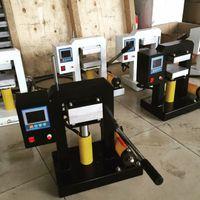 Wholesale dual heating plates hydraulic rosin press machine